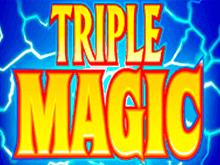 Популярный игровой автомат Triple Magic от Microgaming